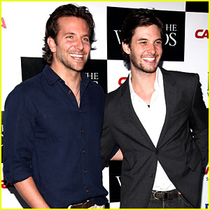 Bradley Cooper & Ben Barnes: 'The Words' Screening Studs!