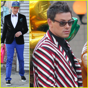 Cory Monteith: New York Photo Shoot!