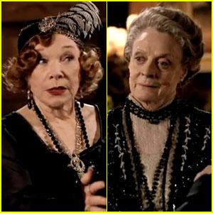'Downton Abbey' Season 3 Promo: Shirley MacLaine & Maggie Smith Face-off!