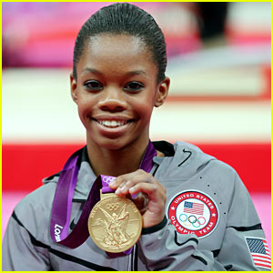 U.S. Olympian Gabby Douglas Wins Gold Medal in Gymnastics!