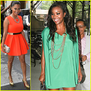 Gabrielle Union: Gay Wedding in New York City!