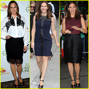 Jennifer Garner: 'Odd Life of Timothy Green' Promotion!