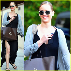 Jennifer Lawrence: 'Catching Fire' Casting News!
