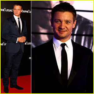 Jeremy Renner: 'Bourne Legacy' Melbourne Premiere!