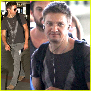 Jeremy Renner: 'Bourne Legacy' Tops Aussie Box Office!
