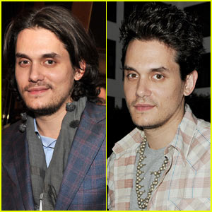 John Mayer: Short New Haircut!