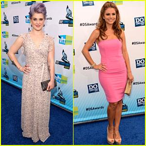 Kelly Osbourne &#038; Maria Menounos - Do Something Awards 2012