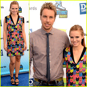 Kristen Bell & Dax Shepard - Do Something Awards 2012!