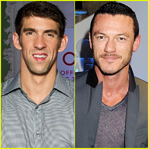 Michael Phelps &#038; Luke Evans: Omega's Spotlight on Swimming!