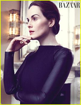 Michelle Dockery: 'Harper's Bazaar' Lady
