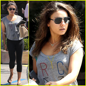 Mila Kunis: 'Third Person' Star?