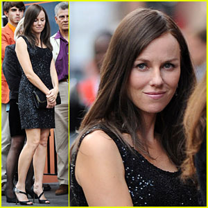 Naomi Watts: Brunette for 'Diana'!