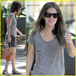 Rachel Bilson Dom-inates Los Feliz
