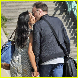 Rosario Dawson & Danny Boyle: New Couple Alert!