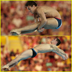 Tom Daley & David Boudia Advance to Diving Finals