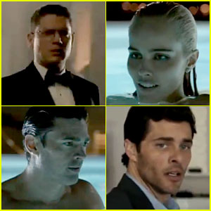 Wentworth Miller & Isabel Lucas: 'The Loft' Trailer!