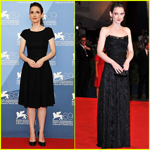 Winona Ryder: 'Iceman' at Venice Film Festival!