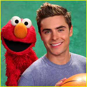 Zac Efron: 'Sesame Street' Season Forty-Three Guest Star!
