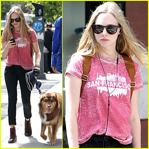 Amanda Seyfried: 'Les Miserables' Releases Christmas Day!
