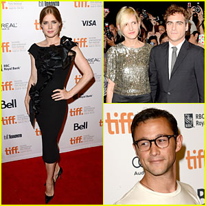 Amy Adams & Joaquin Phoenix: 'The Master' Premiere at TIFF