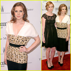 Amy Adams: 'The Master' New York Premiere