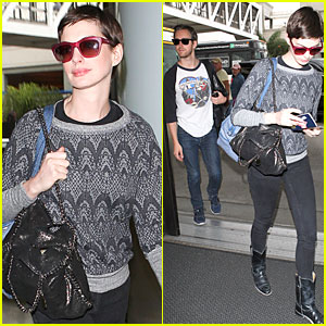 Anne Hathaway's Gets Raves from 'Les Miserables' Director