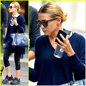 Ashley Olsen: 'The Row' Fashion Show Next Week!