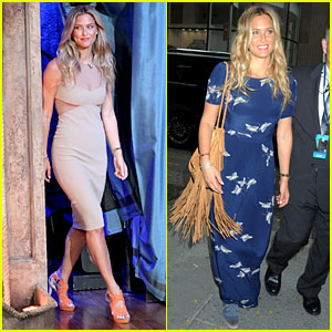 Bar Refaeli: 'Late Night with Jimmy Fallon' Visit!