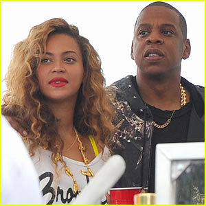 Beyonce & Jay-Z: Made in America Festival!