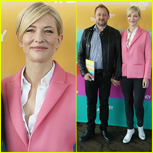 Cate Blanchett: Sydney Theatre Season Launch with Andrew Upton!