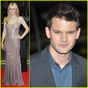 Dakota Fanning & Jeremy Irvine: 'Now Is Good' UK Premiere