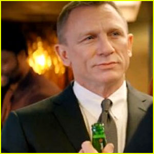 Watch Daniel Craig's James Bond Heineken Commercial!