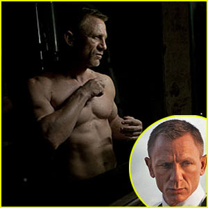 Daniel Craig: New 'Skyfall' Stills!