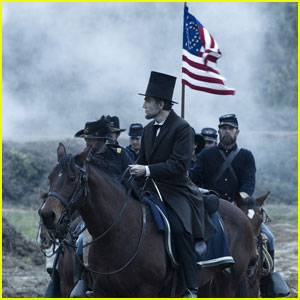 Daniel Day-Lewis: 'Lincoln' Trailer - Watch Now!