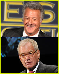 Dustin Hoffman &#038; David Letterman: Kennedy Center Honorees!