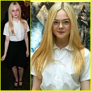 Elle Fanning: 'Ginger &#038; Rosa' Portrait Session at TIFF!