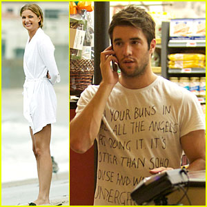 Emily VanCamp: Josh Bowman's 'Revenge' Character Is Less Of A Mama's Boy!