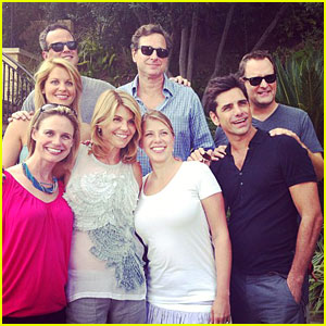 'Full House' Cast Reunites for 25th Anniversary - Pics!