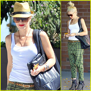 Gwen Stefani: 'Push & Shove' Cover!