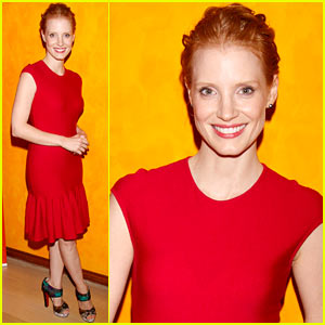 Jessica Chastain: TimesTalk Evening!
