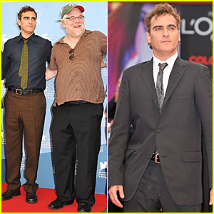 Joaquin Phoenix: 'The Master' Premiere at Venice Film Festival!