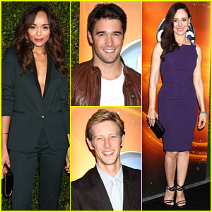 Josh Bowman & Ashley Madekwe: ABC Sunday Night Event!