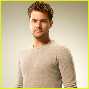 Joshua Jackson: Fringe's Faces of Fox Campaign!