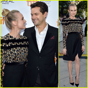 Joshua Jackson & Diane Kruger: 'Inescapable' Premiere at TIFF!
