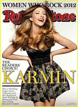 Karmin Wins 'Rolling Stone' Women Who Rock Contest!