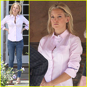 Kate Hudson: 'Clear History' Set In Massachusetts!