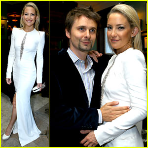 Kate Hudson: 'Reluctant Fundamentalist' Premiere with Matt Bellamy!