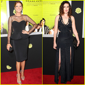 Kate Walsh & Rumer Willis: 'Perks of Being a Wallflower' Premiere!