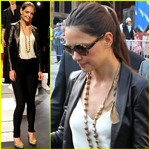 Katie Holmes: Holmes &#038; Yang Presentation at NYFW!
