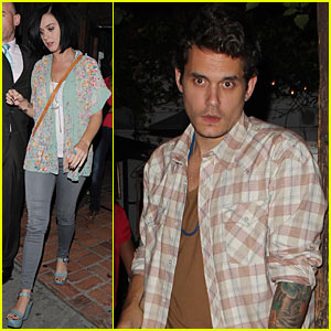 Katy Perry & John Mayer: Little Door Duo
